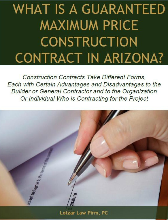 Free report what is a guaranteed maximum price for Home construction contract tips