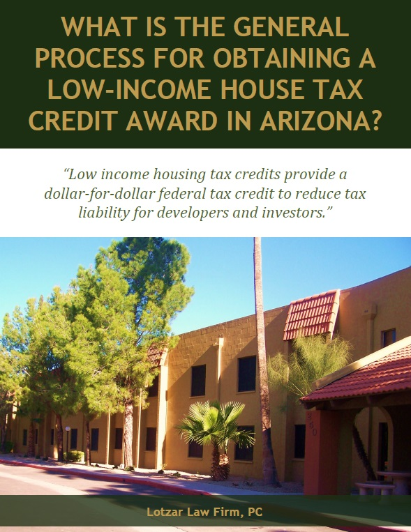 low-income housing tax credit in arizona